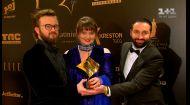 Церемонія нагородження української кінопремії «Золота дзиґа»