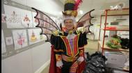 Як Дмитро Комаров став повноцінним учасником карнавалу
