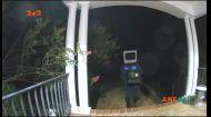 Телевізійний Санта вийшов на вулиці містечка Глен-Аллен