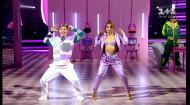 Владимир Остапчук, Илона Гвоздева и Время и Стекло – Хип-хоп – Танцы со звездами 2019