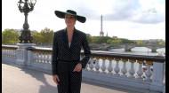 Модний показ одягу від Андре Тана в Парижі