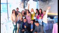 Закрита вечірка Наталки Карпи на честь довгоочікуваної дитини