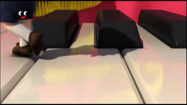Метушня з піаніно