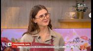 Учасниця програми Тагліт поділилася враженнями від проекту та приготувала разом з Русланом Сенічкіним хумус