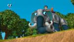 Расті механік. Халепа зі слонами / Расті і летючий скунс
