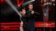 Вікторія Булітко, Дмитро Дікусар і ВІА Гра – Танго – Танці з зірками 2019