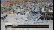 Стотисячне місто Хан-Шейхун армія режиму Башара Асада і його союзників з РФ зрівняли із землею