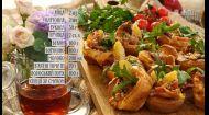 Йоркширский пудинг с овощами и беконом - рецепты Руслана Сеничкина