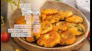 Картофельные оладьи со шпинатом - рецепты Сеничкина
