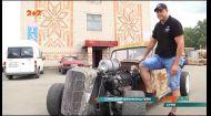У Сумах створили автомобіль, що розганяється до 100 км за 4 секунди