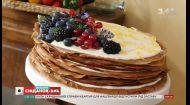 Млинцевий торт - солодка неділя