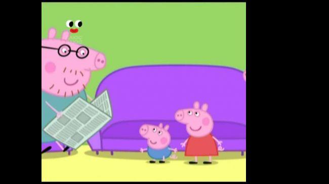Свинка Пеппа 2 сезон 68 серія. Перевірка зору