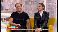 """Мішель Андраде та Андре Тан розказали про враження від зйомок у фільмі """"Продюсер"""""""