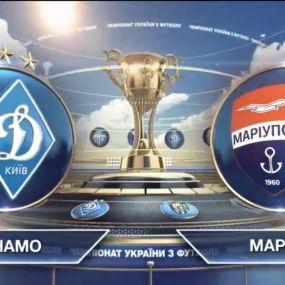 Матч ЧУ 2018/2019 - Динамо - Маріуполь - 2:1