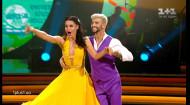 Людмила Барбир и Дмитрий Жук – Квикстеп –  Танцы со звездами 2019