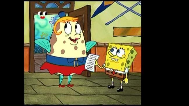 Губка Боб Квадратні Штани 2 сезон 37 серія. Зволікання. Мій друг - дурень
