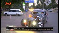 Гібрид старого ЗІЛа з американським Oldsmobileм можна зустріти на дорогах Одеси