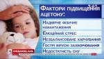 Чому виникає ацетономії у дітей, чим вона небезпечна і як її лікувати