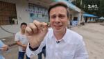 Світ навиворіт 11 сезон 10 випуск. Китай. Дмитро Комаров відвідав тарганячу ферму і з'їв таргана