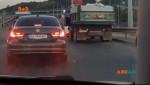 Жителі Русанівських садів переслідували водія, що нелегально викинув сміття