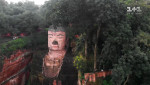Мир наизнанку 11 сезон 16 выпуск. Китай. Величие статуи Будды и паломничество к горе Фаньцзиншань