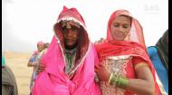 Свадебный кортеж в пакистанской пустыне и почему жених не может есть на собственной свадьбе