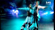 Александра Зарицкая и Юрий Мешков – Фокстрот – Танцы со звездами 2021