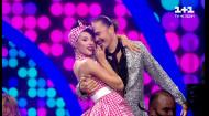 Фагот и Екатерина Тришина – Квикстеп – Танцы со звездами 2021