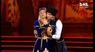 Jamala и Антон Нестерко – Tатарский танец – Танцы со звездами 2021