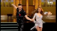 Евгения Власова и Макс Леонов – Ча-ча-ча – Танцы со звездами 2021