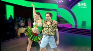 Костянтин Войтенко та Роксоляна Маланчук – Ча-ча-ча – Танці з зірками 2021