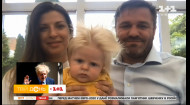 Міні Борис Джонсон: Дитина народилася із зачіскою, як у прем'єра Британії