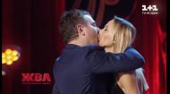 Найяскравіші публічні поцілунки зірок українського шоу-бізнесу