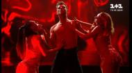 Артур Логай, Анна Кареліна та Яна Цибульська – Фрістайл – Танці з зірками 2021