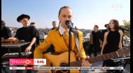 Артем Пивоваров об успехе и песни в Сніданку з 1+1