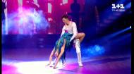 Lida Lee та Олексій Базела – Сальса – Танці з зірками 2021