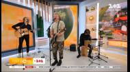 Арсен Мірзоян наживо виконав пісню на шоу Твій день