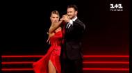 Ольга Харлан и Дмитрий Дикусар – Танго – Танцы со звездами 2021
