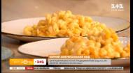 Шеф-повар Юрий Ковриженко приготовил американское блюдо Мак Энд Чиз на кухне студии Твоего дня