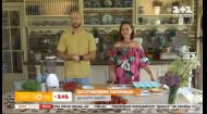 Готовим ароматное клубничное масло с Антониной Лесик и Владом Ямой