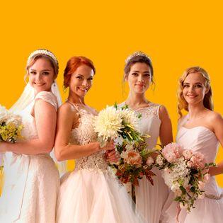 4 Свадьбы: Кастинг для пар