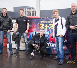 """Екіпаж програми """"ДжеДАІ"""" взяв участь у зліті Всеукраїнського Клубу шанувальників BMW"""