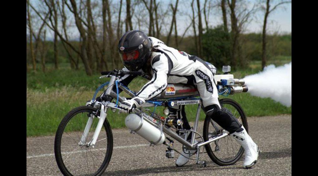 Супершвидкісний велосипед від канадських винахідників