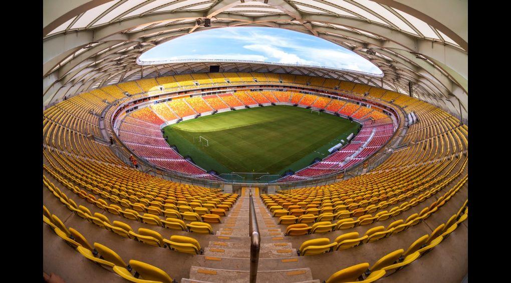 ТОП-10. Найбільші стадіони світу