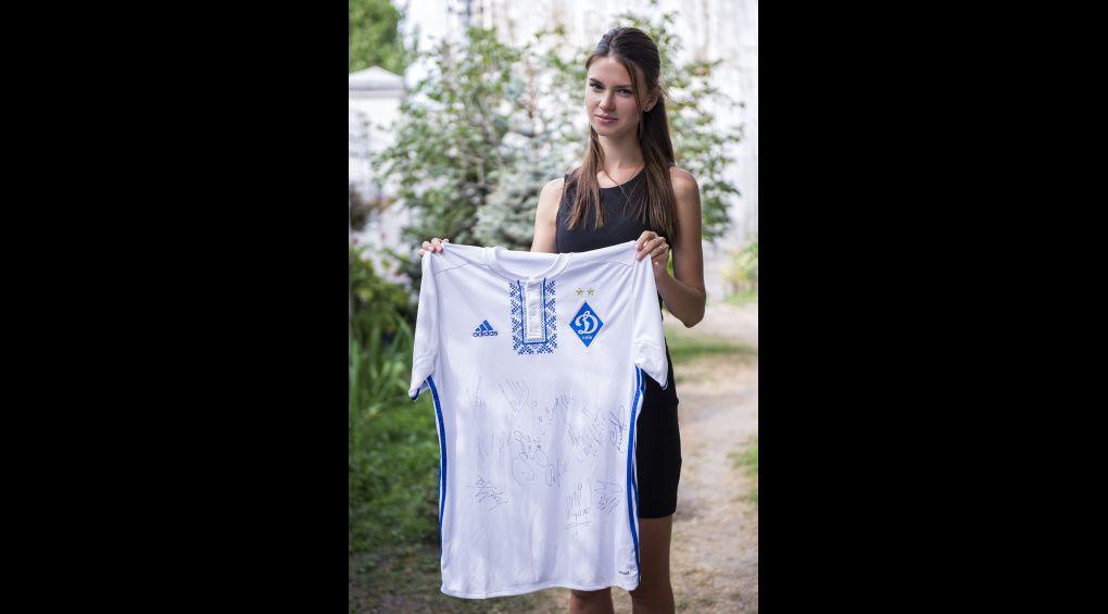 Олександра Лобода за два тижні благодійного аукціону зібрала понад 100 000 гривень