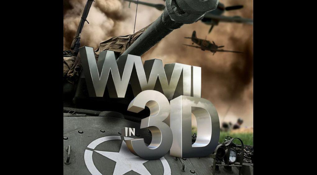 """""""Друга світова війна у 3D"""""""