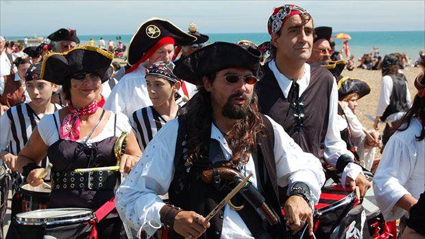 День пірата