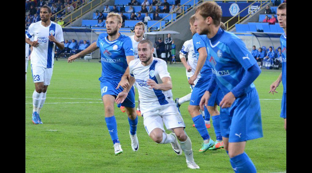 Олімпік – Дніпро - 3:0. Огляд матчу