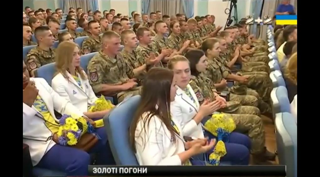ЗСУ привітали українських спортсменів-армійців