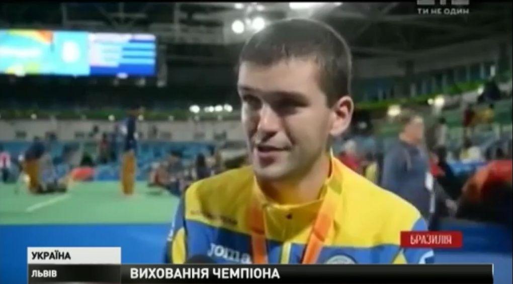 Андрій Демчук – спортсмен та патріот